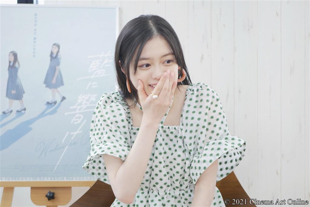 【写真】映画『藍に響け』主演・紺野彩夏 インタビュー