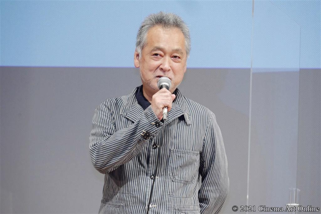 【写真】映画『明日の食卓』完成報告会 (瀬々敬久監督)