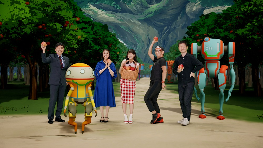 【画像】Netflixオリジナルアニメシリーズ『エデン』全世界配信記念 スペシャルイベント