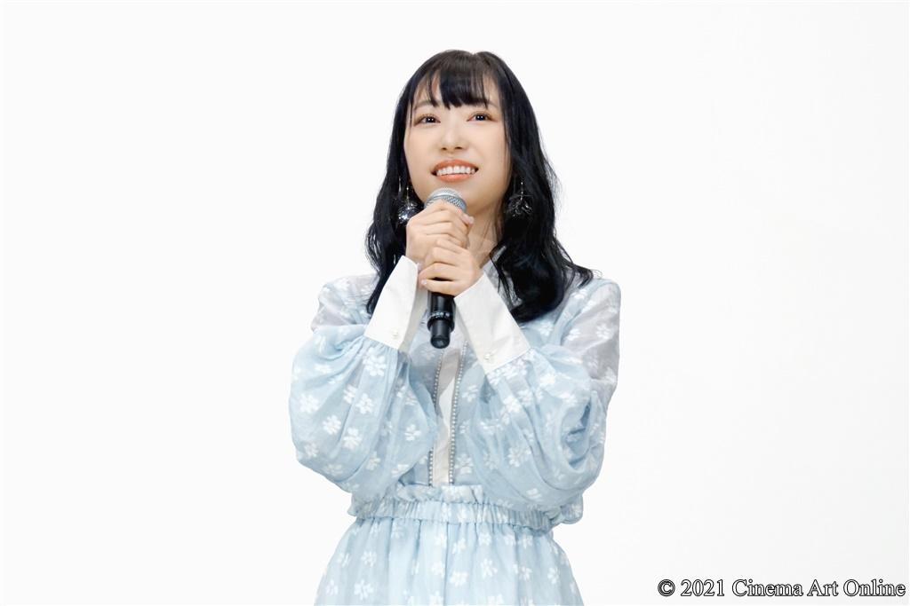 【写真】『映画 さよなら私のクラマー ファーストタッチ』公開記念舞台挨拶 (小林愛香)