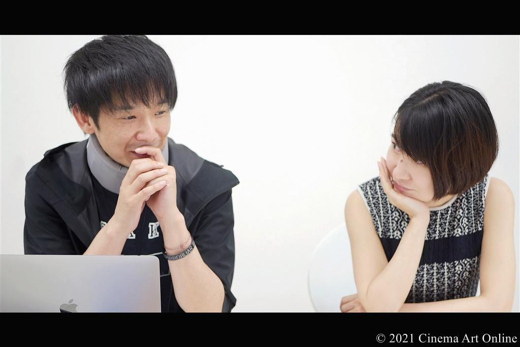 【写真】映画『裏ゾッキ』篠原利恵監督×伊藤主税プロデューサーインタビュー