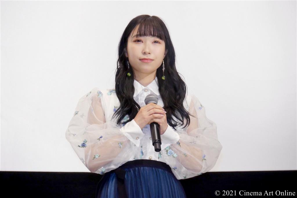 【写真】『映画 さよなら私のクラマー ファーストタッチ』完成記念イベント (小林愛香)