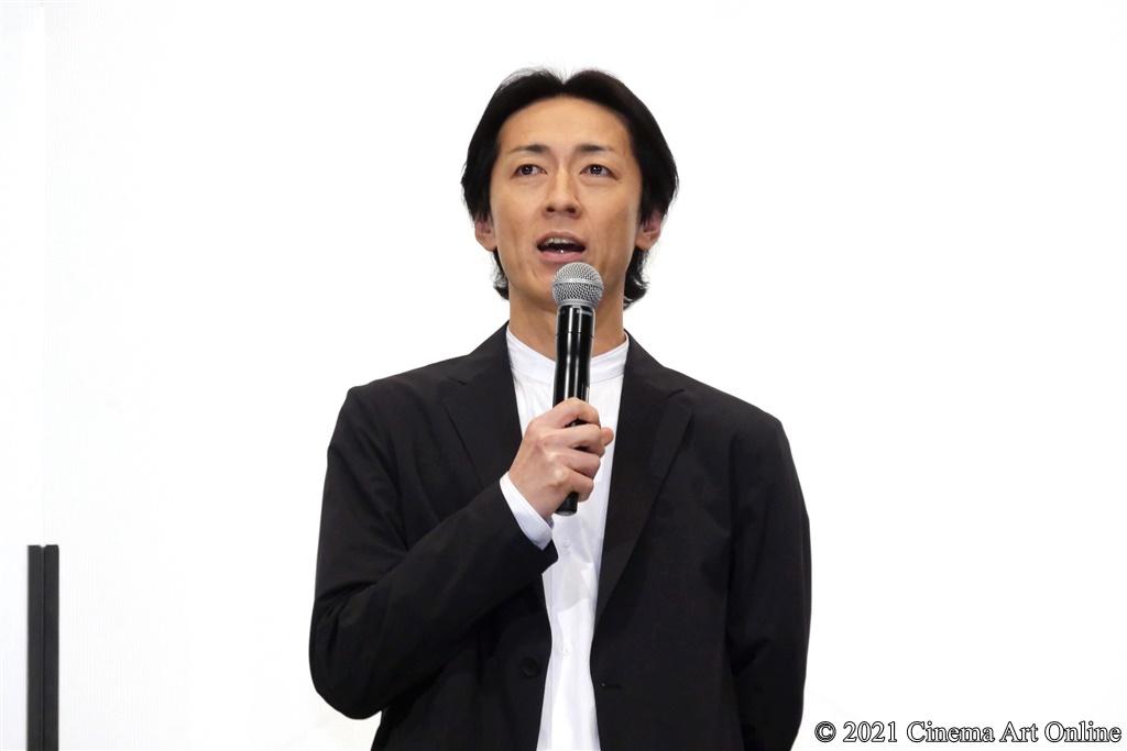【写真】『映画 さよなら私のクラマー ファーストタッチ』完成記念イベント (矢部浩之)
