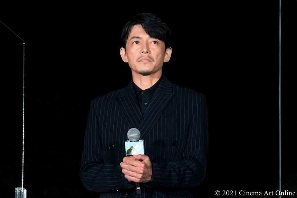 【写真】映画『夏への扉 ーキミのいる未来へー』公開記念イベント (藤木直人)