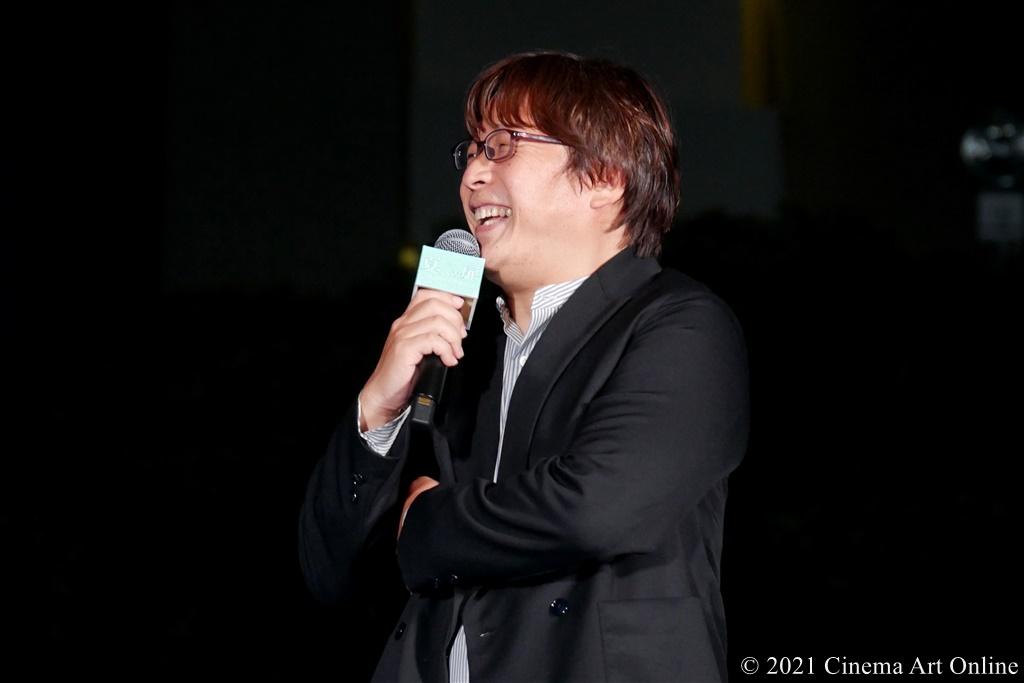【写真】映画『夏への扉 ーキミのいる未来へー』公開記念イベント (三木孝浩監督)