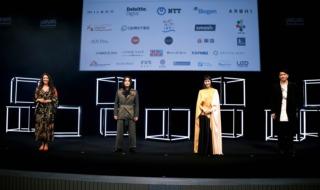【写真】ショートショートフィルムフェスティバル&アジア2021 (SSFF & ASIA 2021) オープニングセレモニー (LiLiCo、山田孝之、剛力彩芽、別所哲也)