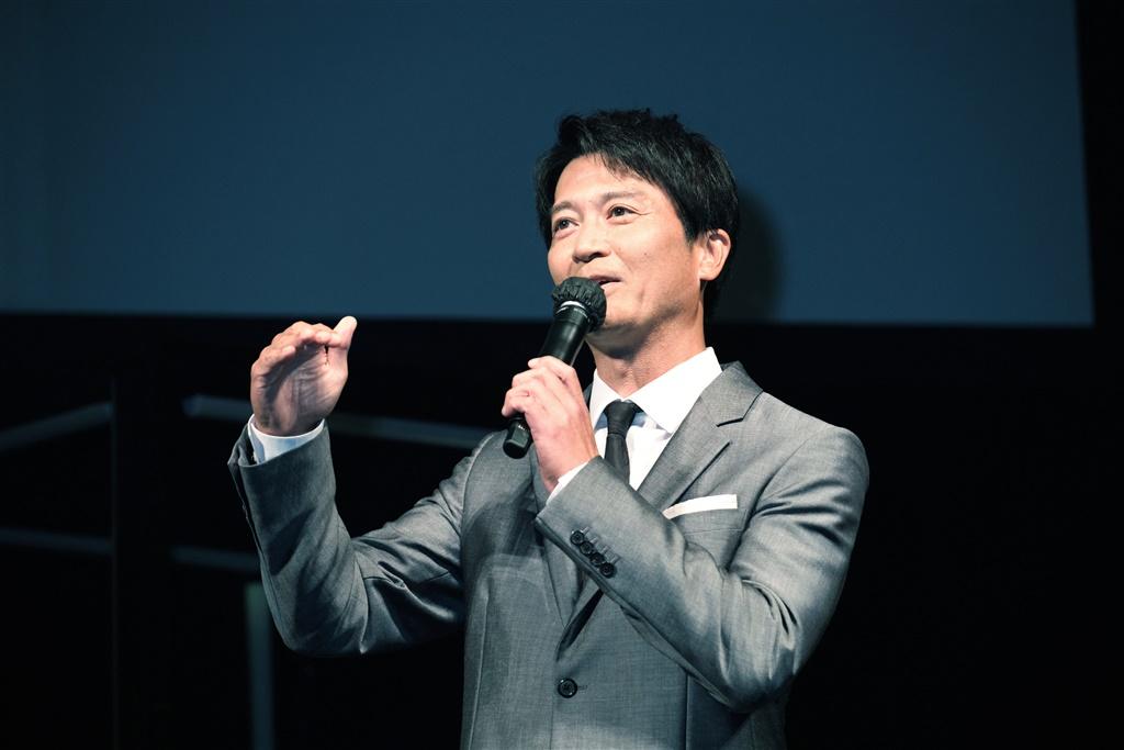 【写真】ショートショートフィルムフェスティバル&アジア2021 (SSFF & ASIA 2021) オープニングセレモニー (寺脇康文)