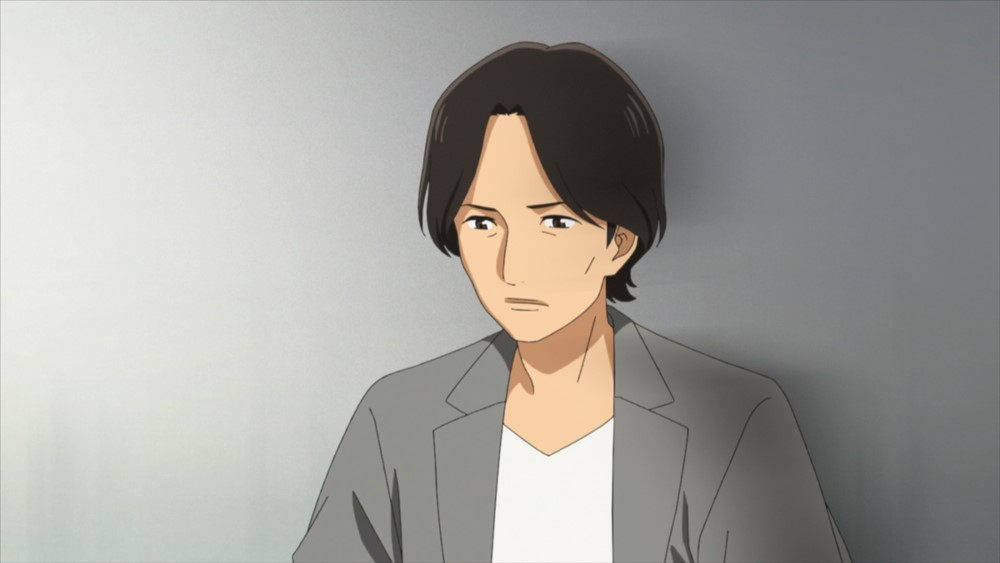 【画像】『映画 さよなら私のクラマー ファーストタッチ』場面カット (矢部先生)