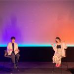 【写真】Aniplex Online Fest 2021「劇場版 ソードアート・オンライン -プログレッシブ- 星なき夜のアリア 」(松岡禎丞&戸松遥)