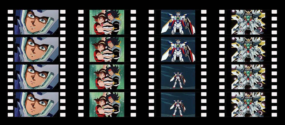 【画像】映画『機動戦士ガンダム 閃光のハサウェイ』5週間限定入場者特典「週替わり歴代ガンダム劇場フィルム」