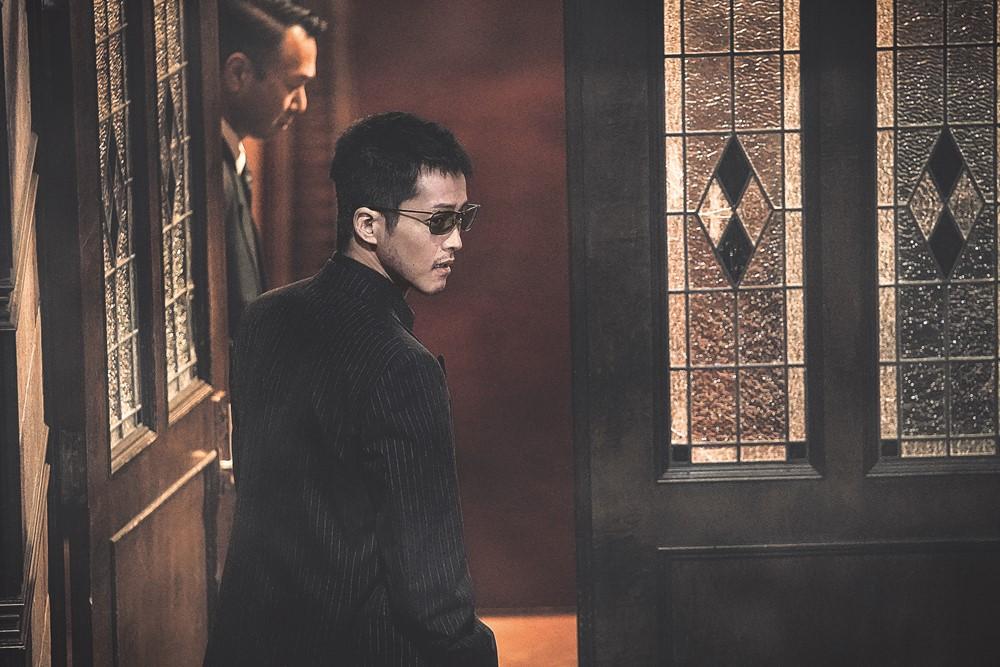 【画像】映画『孤狼の血 LEVEL2』場面カット10