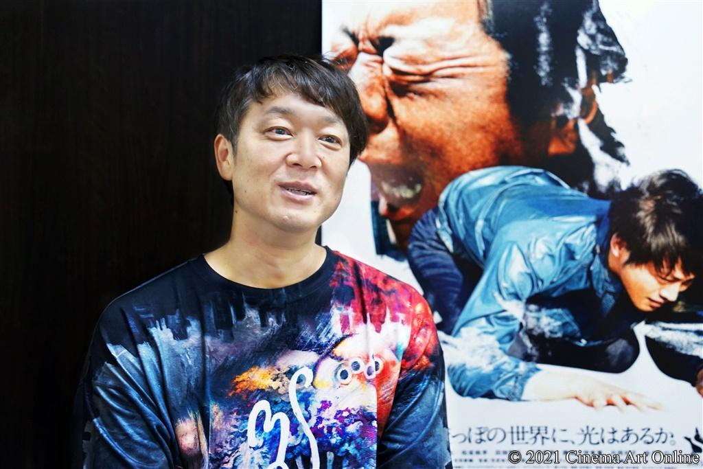 【写真】映画『空白』𠮷田恵輔監督 インタビュー