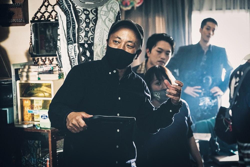 【画像】映画『孤狼の血 LEVEL2』オフショット (白石和彌監督)