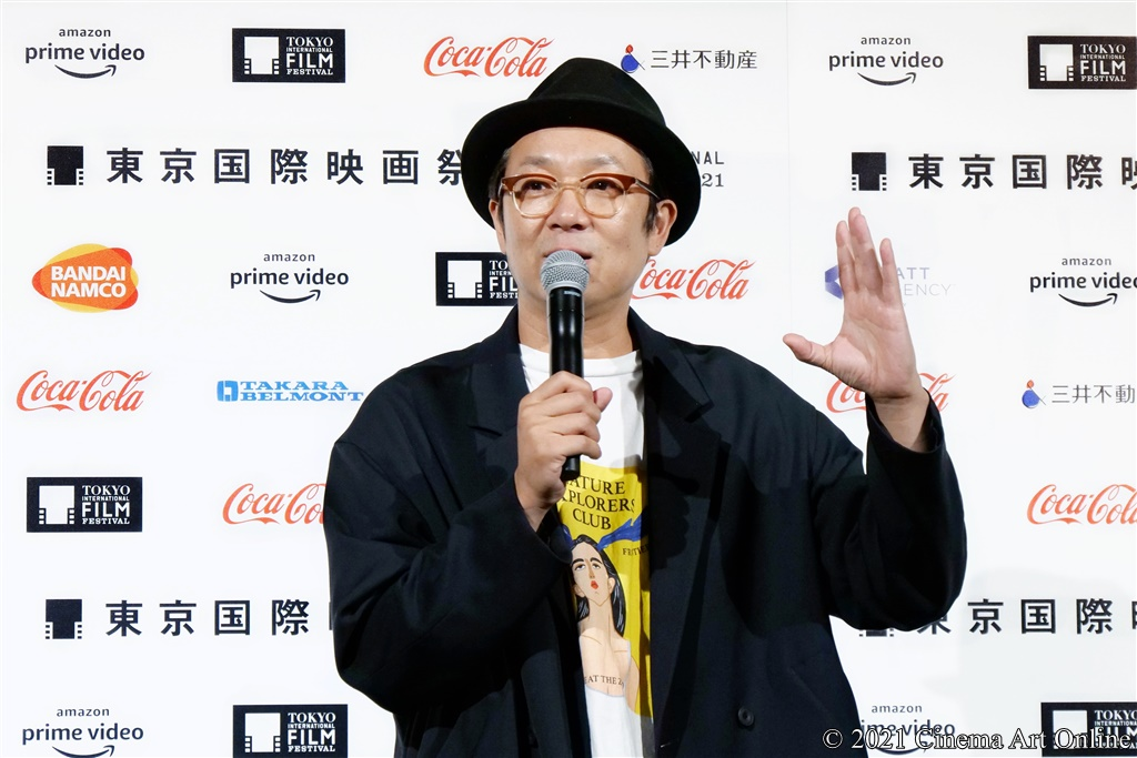 【写真】第34回東京国際映画祭(TIFF) ラインナップ発表記者会見 (𠮷田恵補監督)