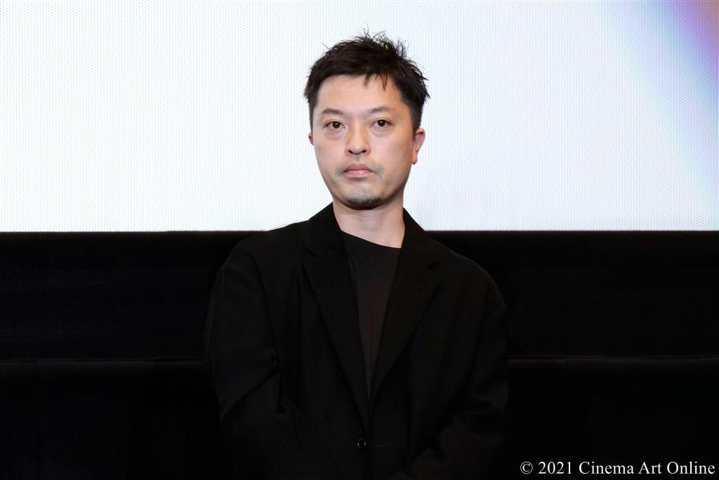 【写真】映画『恋する寄生虫』完成披露試写会 舞台挨拶 (柿本ケンサク監督)