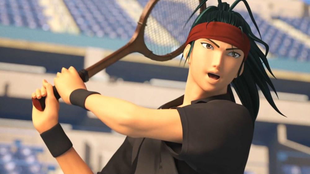 【画像】映画『リョーマ! The Prince of Tennis 新生劇場版テニスの王子様』越前南次郎