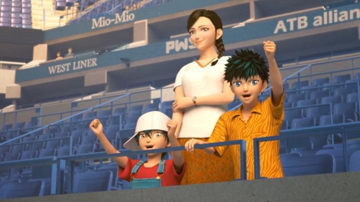 【画像】映画『リョーマ! The Prince of Tennis 新生劇場版テニスの王子様』場面カット