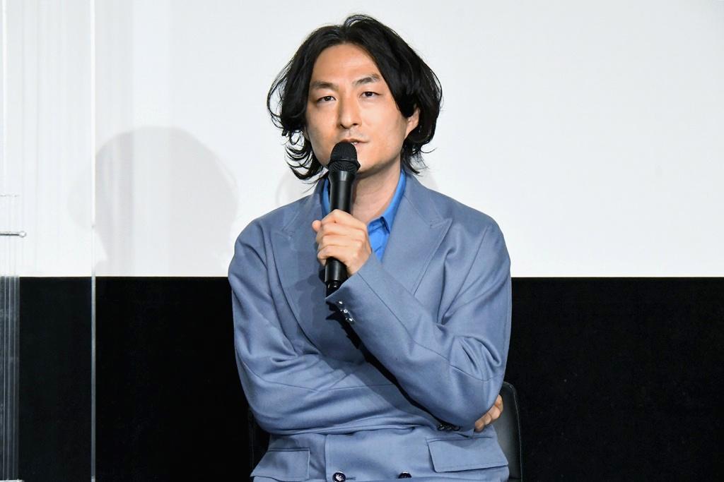 映画『人と仕事』完成報告トークイベント (森ガキ侑大監督)