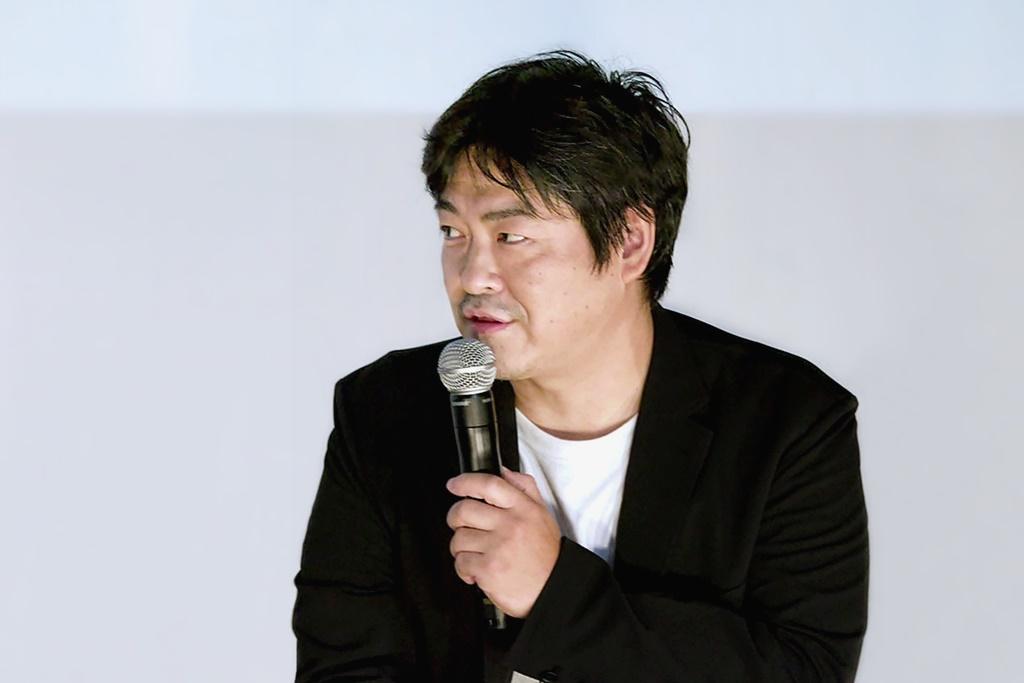 【写真】映画『子供はわかってあげない』トークイベント 沖田修一監督