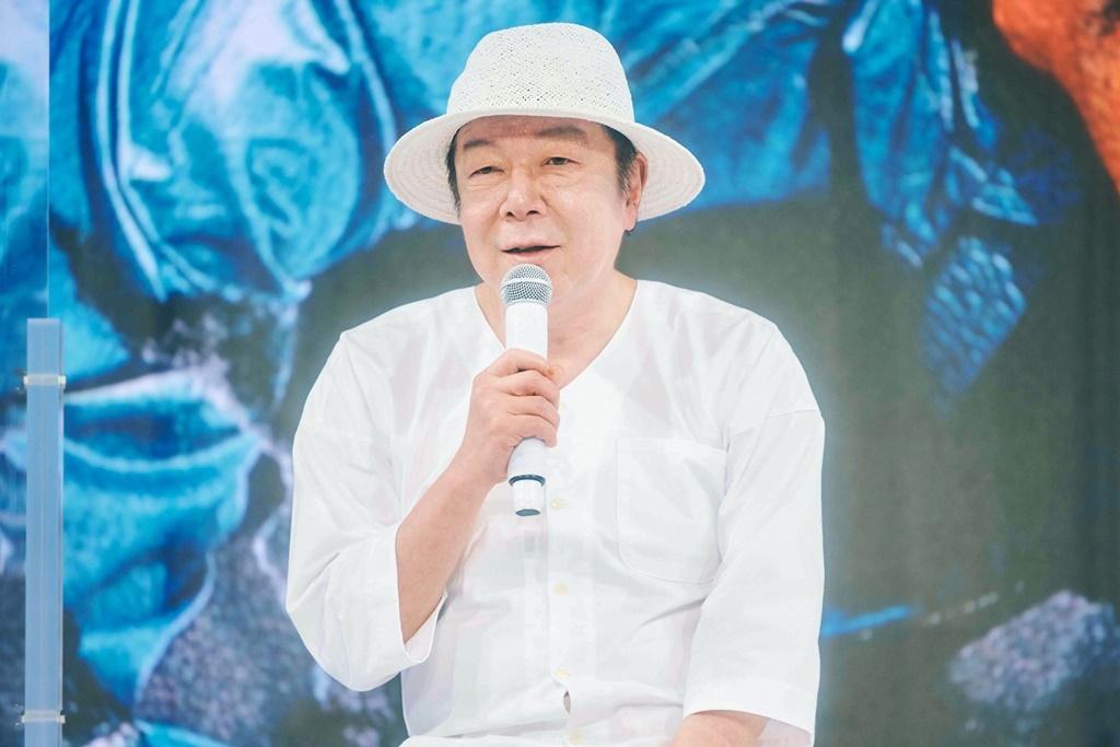【写真】映画『空白』プレミアトークイベント (古田新太)