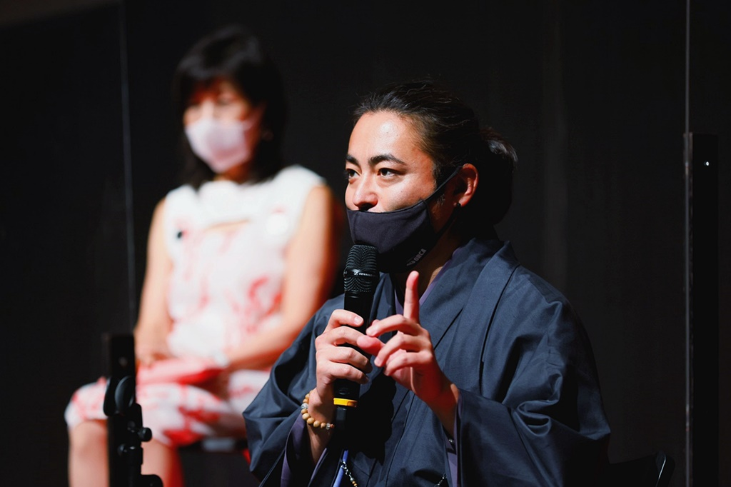 【写真】短編映画制作プロジェクト『MIRRORLIAR FILMS Season1』金沢ジャパンプレミア (山田孝之)