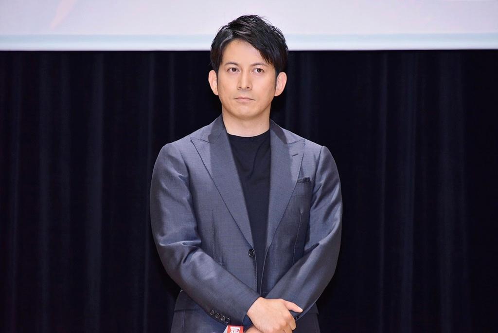 【写真】映画『燃えよ剣』公開記念スペシャルトークイベント (岡田准一)