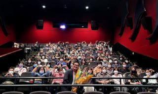 【写真】映画『CUBE 一度入ったら、最後』ティーチインイベント (清水康彦監督)