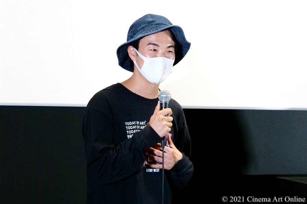 【写真】短編映画『リッちゃん、健ちゃんの夏。』公開記念舞台挨拶 (笈川健太)