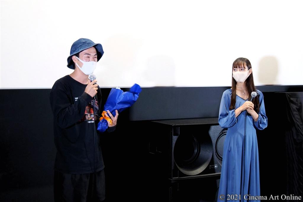 【写真】短編映画『リッちゃん、健ちゃんの夏。』公開記念舞台挨拶 (武イリヤ、笈川健太)