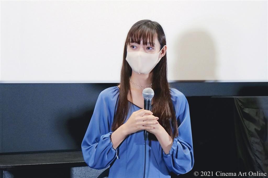 【写真】短編映画『リッちゃん、健ちゃんの夏。』公開記念舞台挨拶 (武イリヤ)