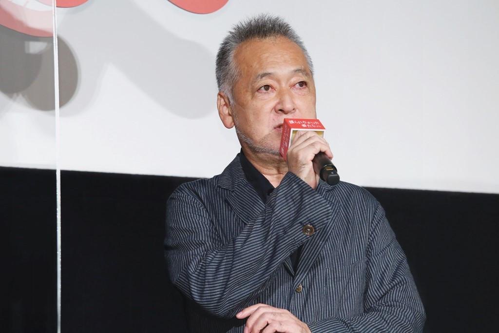 【写真】映画『護られなかった者たちへ』公開初日舞台挨拶 (瀬々敬久監督)