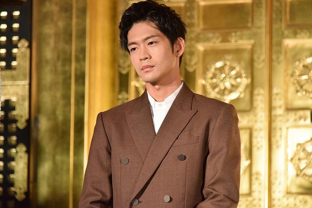 【写真】映画『燃えよ剣』公開直前イベント (松下洸平)