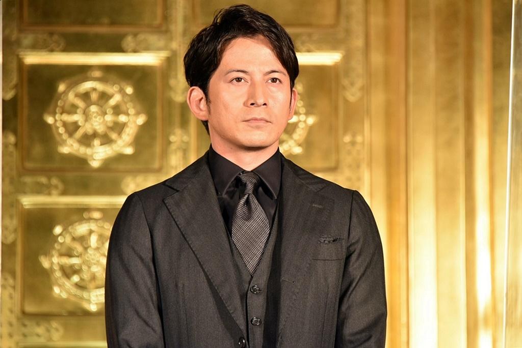 【写真】映画『燃えよ剣』公開直前イベント (岡田准一)