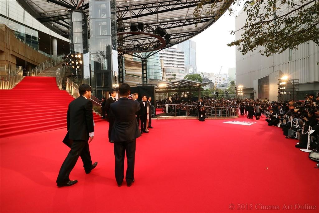 第28回 東京国際映画祭 TIFF レッドカーペット