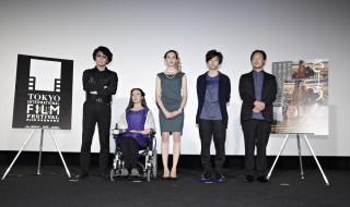 第28回 東京国際映画祭 さようなら 舞台挨拶