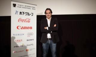 【写真】第28回 東京国際映画祭(TIFF) コンペティション部門 映画『神様の思し召し』舞台挨拶/Q&A